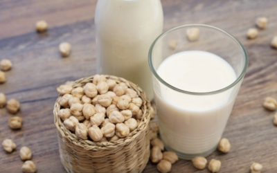 Chickpeas: A rising star of the dairy alternatives market?