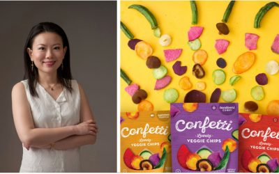Helping End World Hunger, One Crunch At A Time — An Interview With Betty Lu, Founder of Confetti Fine Foods